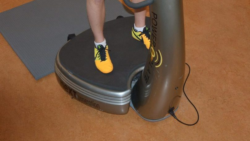 Powerplate kort intensief trainen